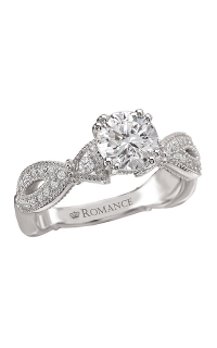 Romance Engagement Rings 117228-S