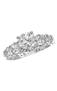 Romance Engagement Rings 117322-S