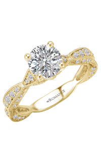 Romance Engagement Rings 117529-100Y