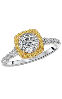 Romance Engagement Rings 117548-100TYY