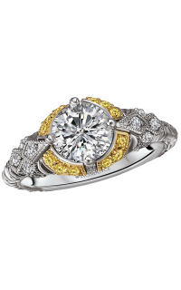 Romance Engagement Rings 117621-100TYY