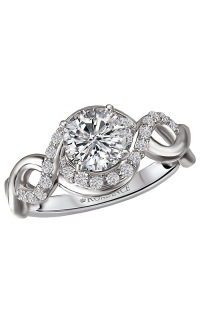 Romance Engagement Rings 117817-100