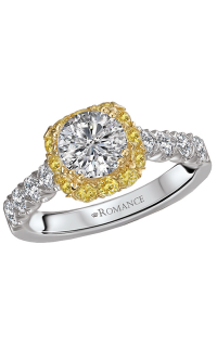 Romance Engagement Rings 117821-100TYY