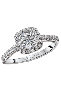 Romance Engagement Rings 117824-100