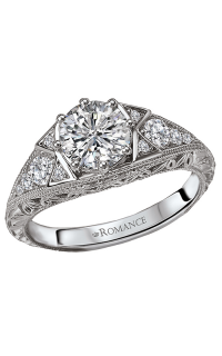 Romance Engagement Rings 117829-100