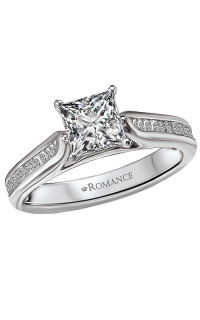 Romance Engagement Rings 117831-S