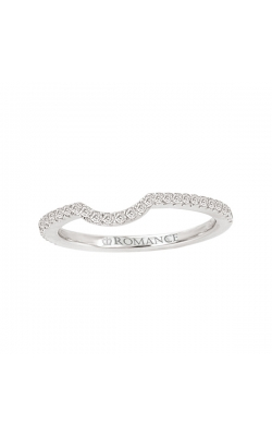 Romance Wedding Band 117018-W product image