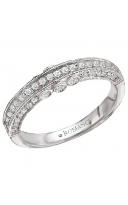 Romance Wedding Bands 117046-W product image