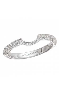 Romance Wedding Band 117095-W product image