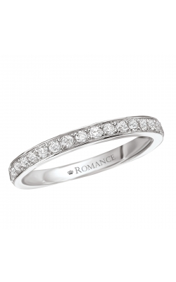 Romance Wedding Bands 117102-W product image