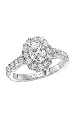 Romance Engagement ring 117329-100 product image