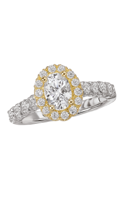 Romance Engagement ring 117403-100TY product image