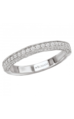 Romance Wedding Bands 117413-W product image
