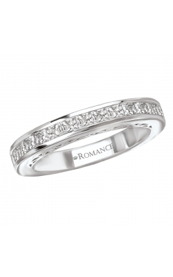 Romance Wedding Band 117462-W product image