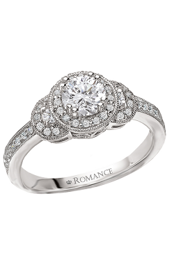 Romance Engagement Rings 118117-040S product image