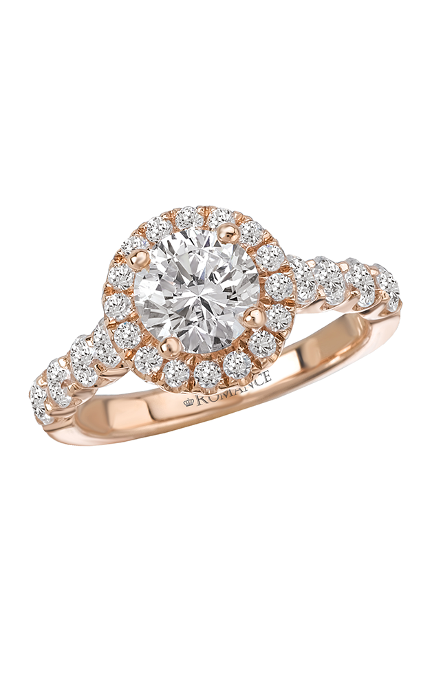 Romance Engagement Rings 117053-100R product image