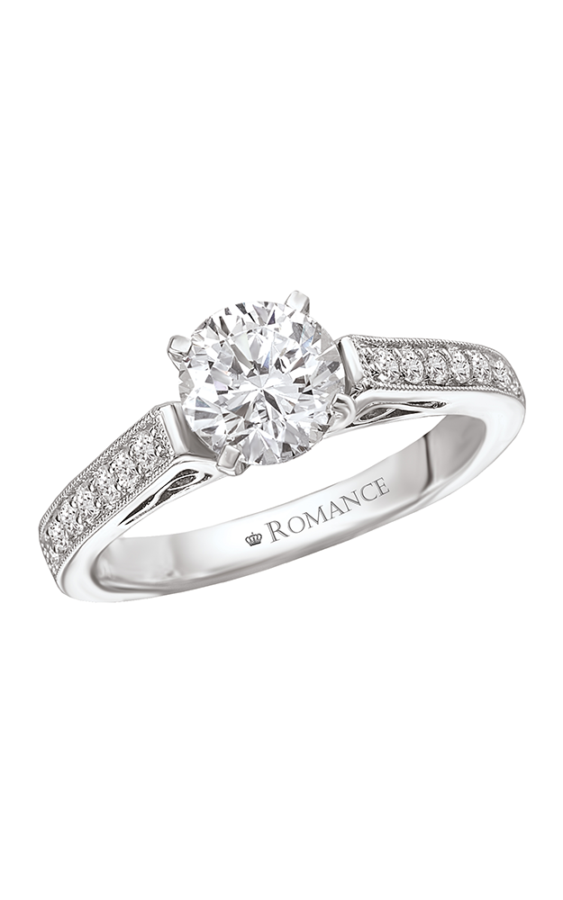 Romance Engagement Rings 117065-S product image