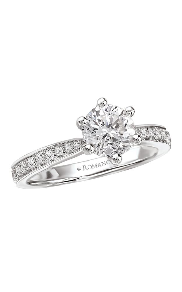 Romance Engagement Rings 117102-100 product image