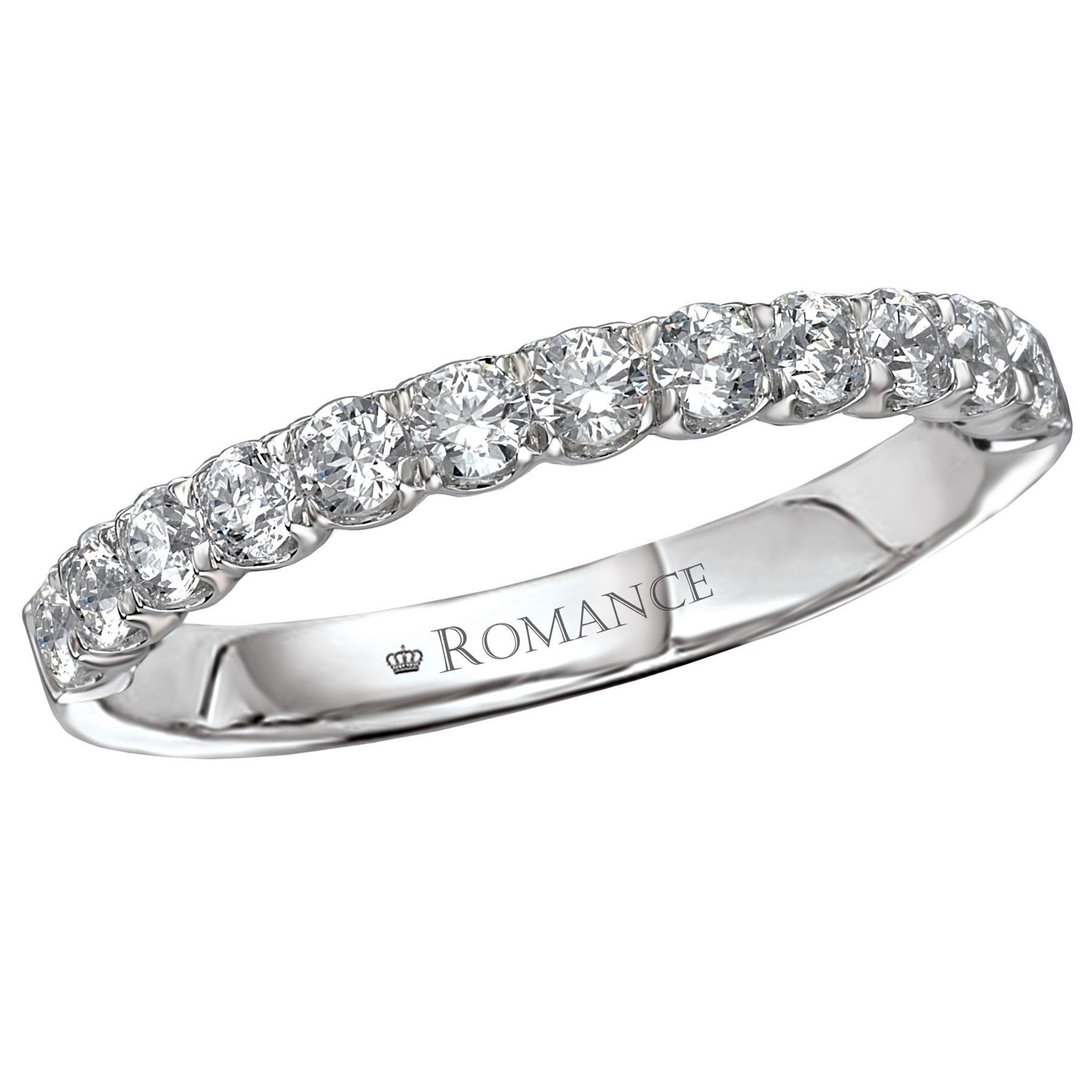 Romance Wedding Bands 117053-W product image