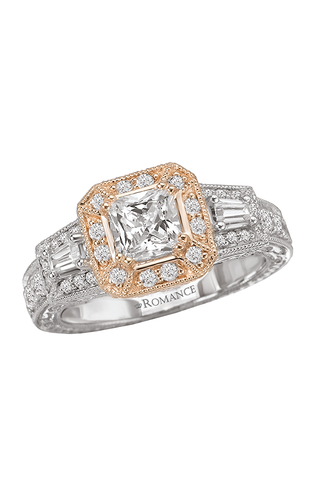 Romance Engagement Rings 117175-100TR product image