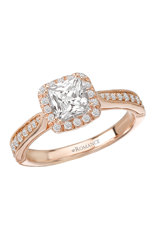 Romance Engagement Rings 117222-100R product image