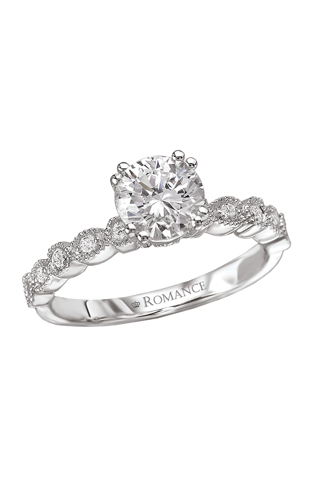 Romance Engagement Rings 117225-S product image