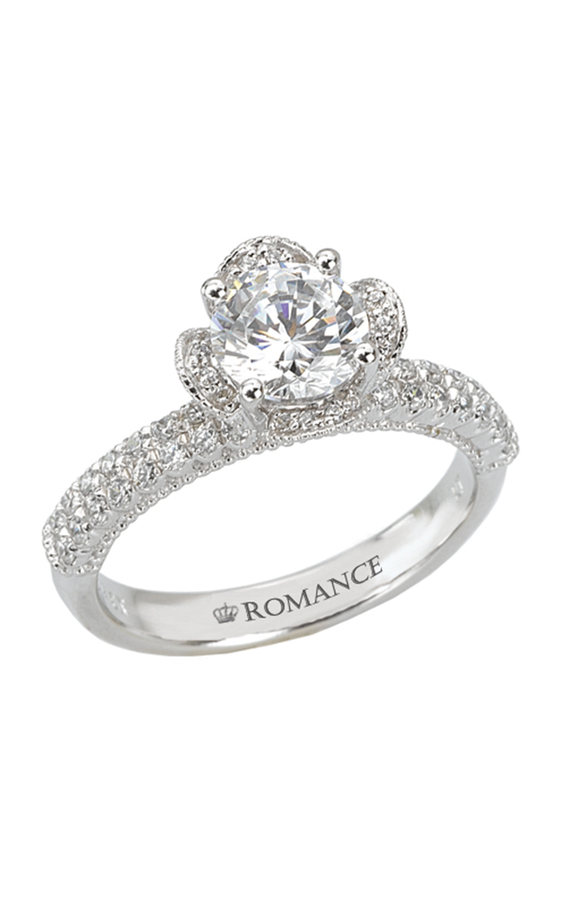 Romance Engagement Rings 117244-S product image