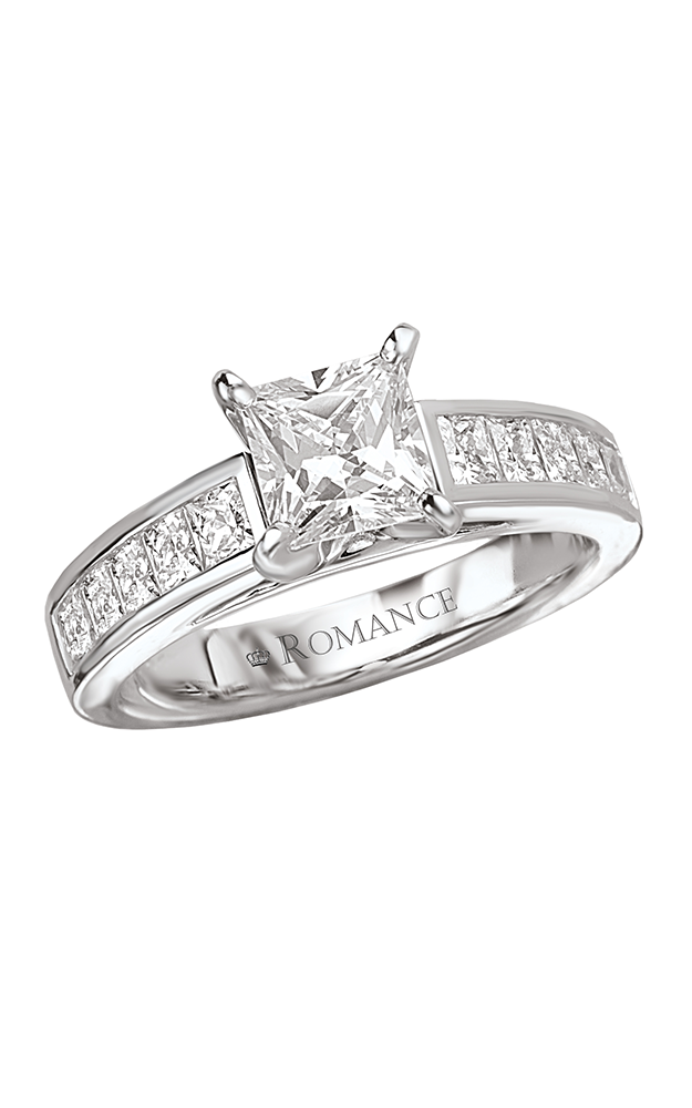 Romance Engagement Rings 117281-S product image