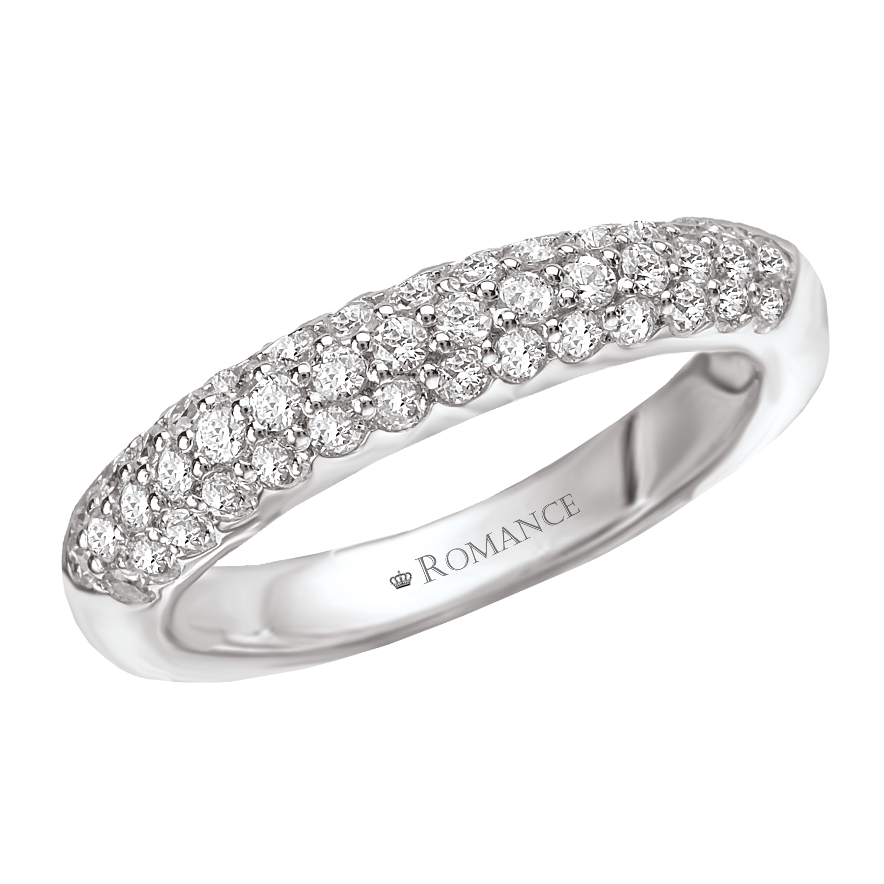 Romance Wedding Bands 117174-W product image