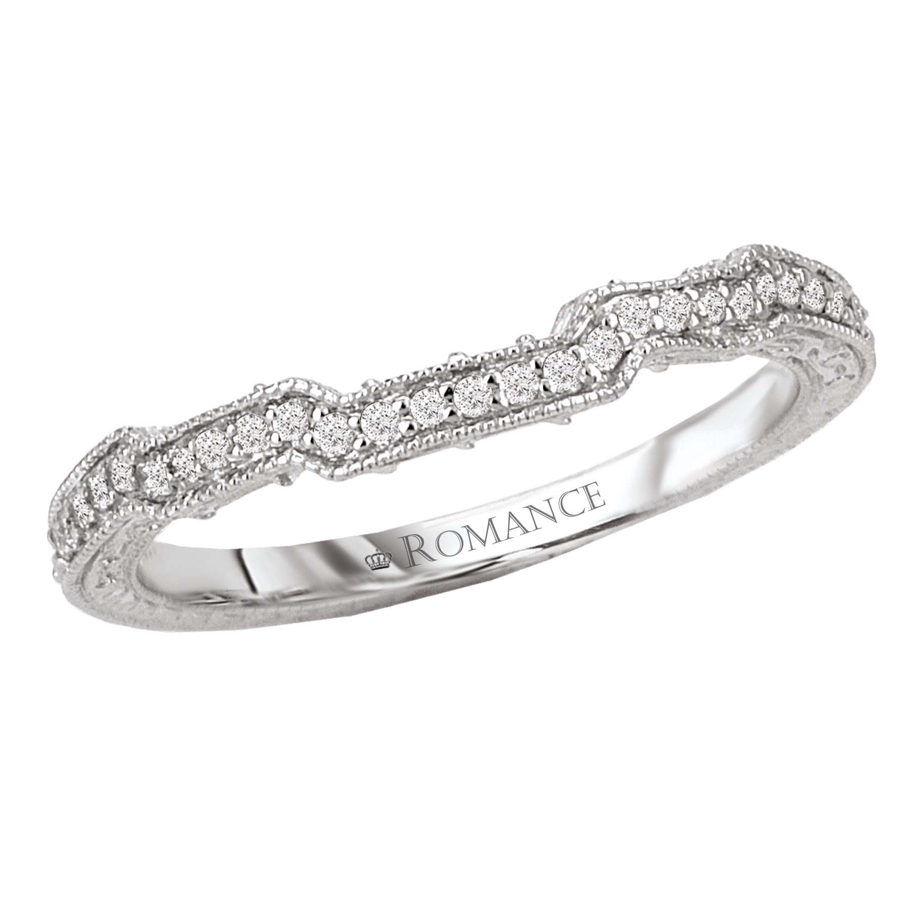 Romance Wedding Bands 117175-100W product image