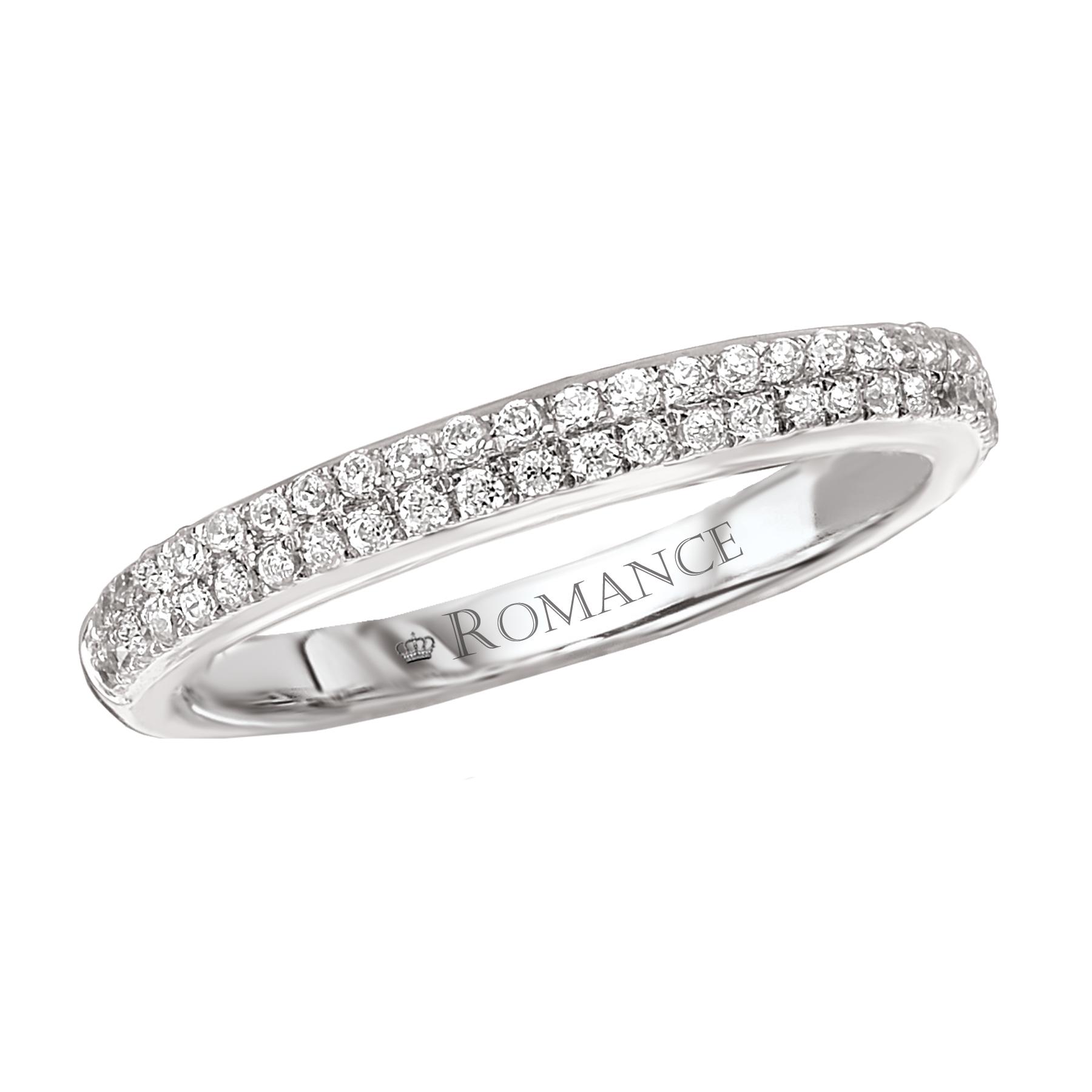Romance Wedding Bands 117264-W product image