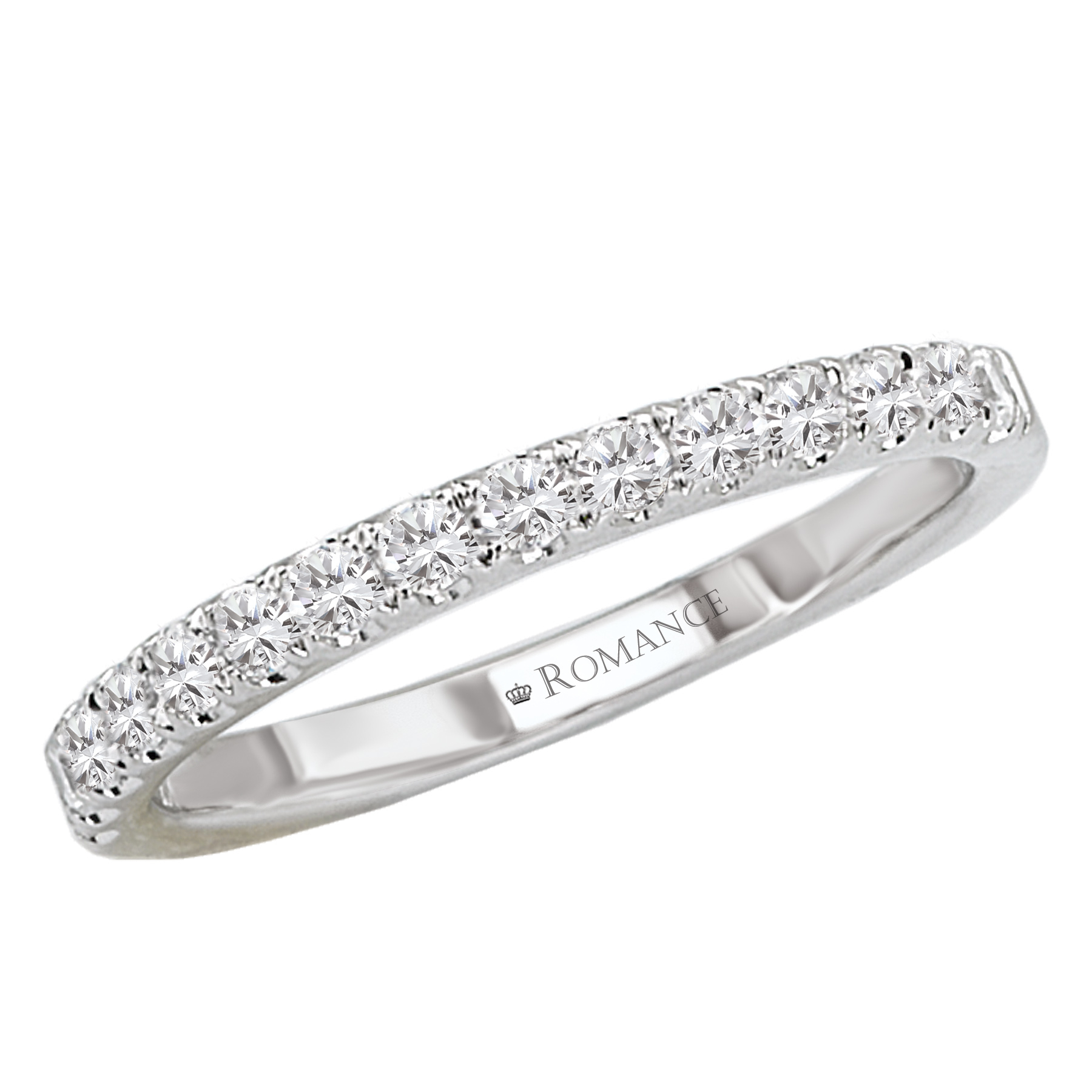 Romance Wedding Bands 117265-W product image