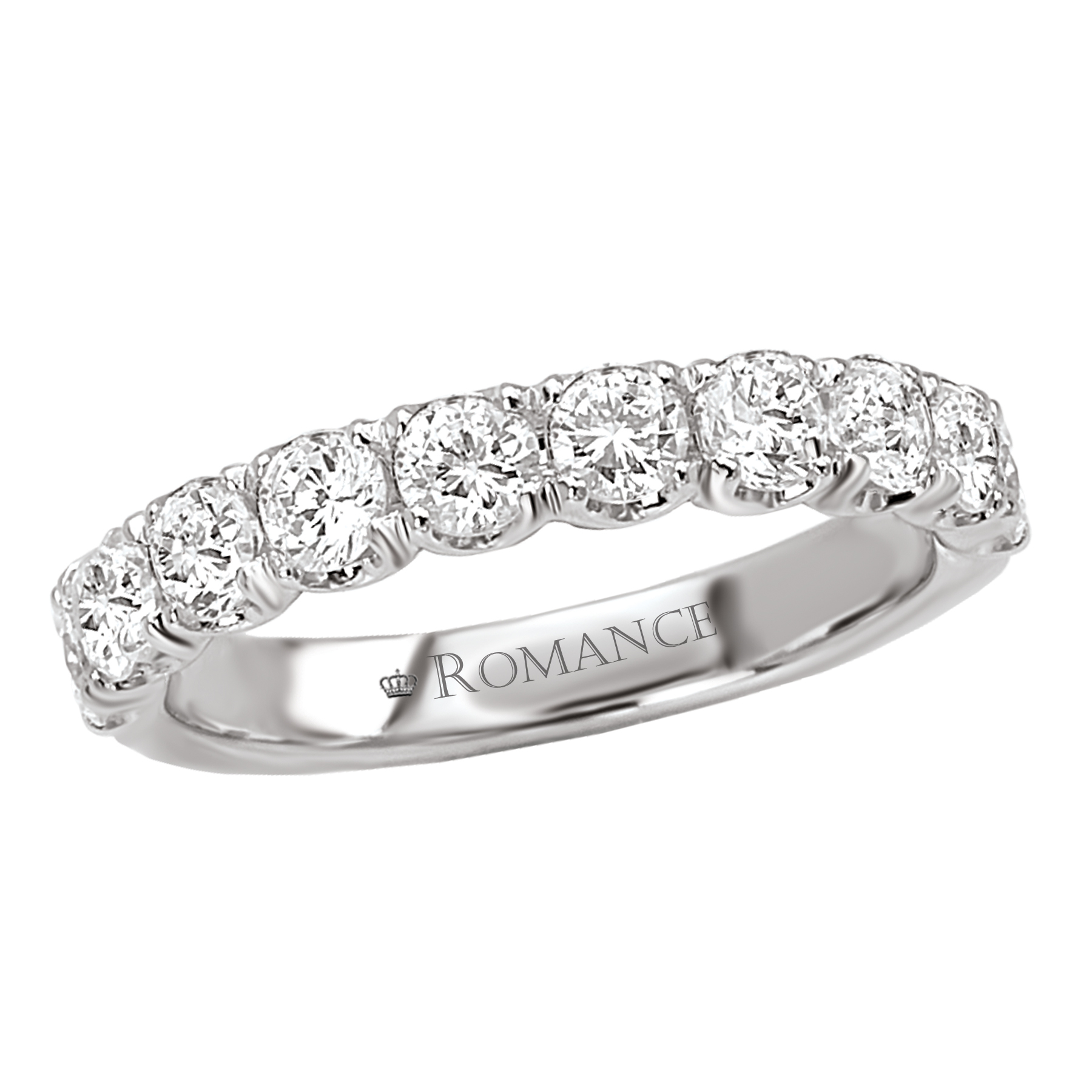Romance Wedding Bands 117271-W product image