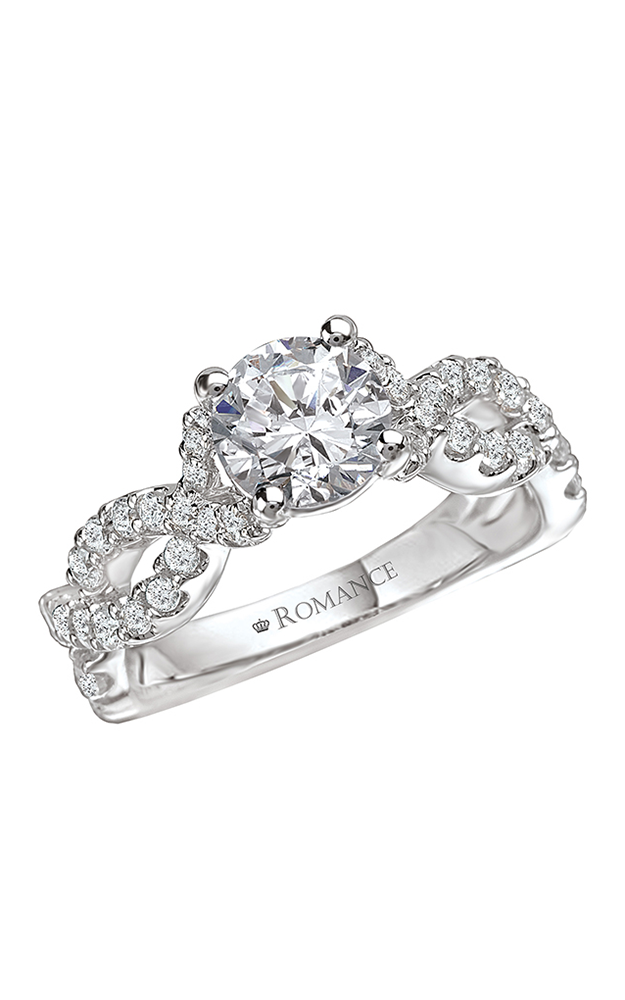 Romance Engagement Rings 117333-100 product image
