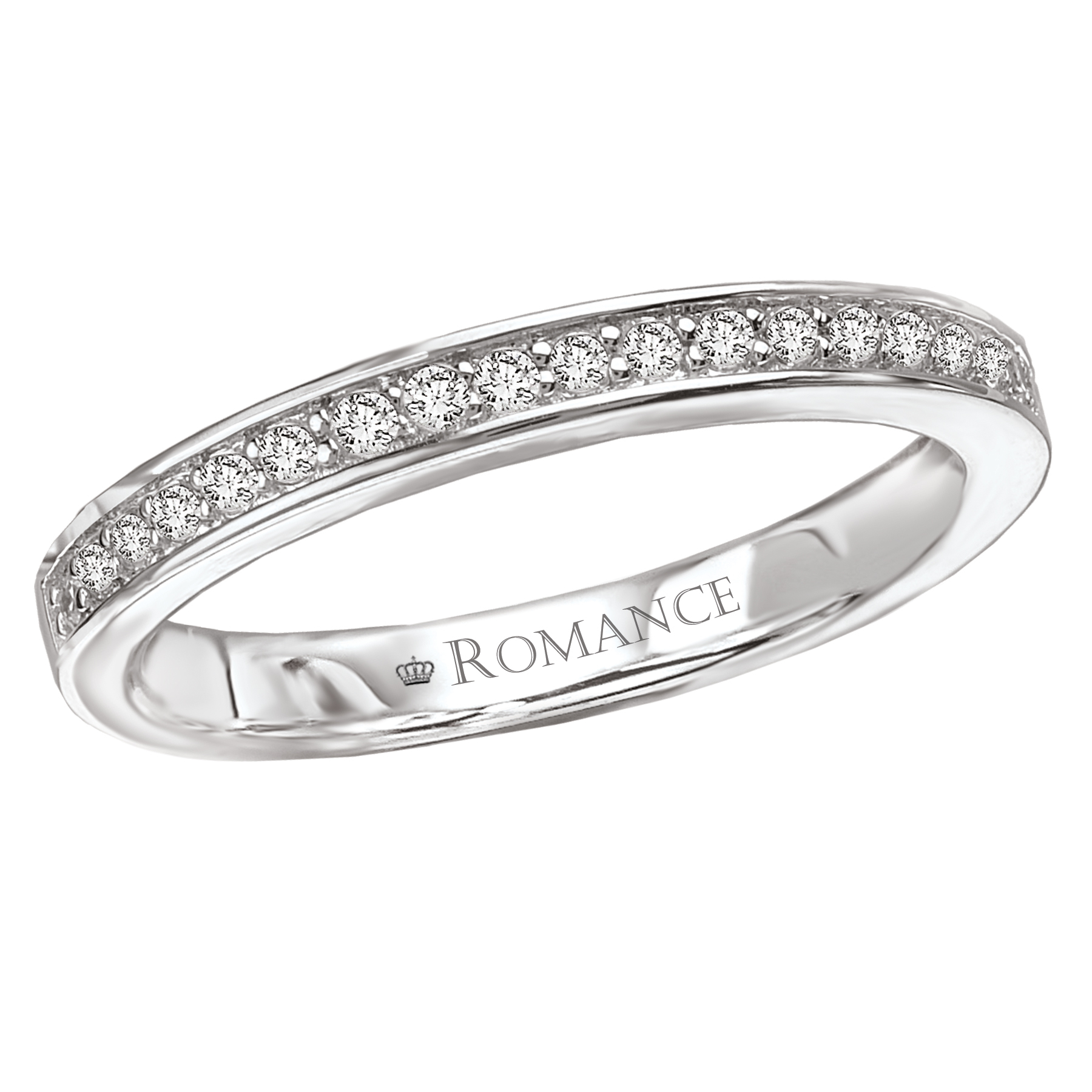 Romance Wedding Bands 117306-W product image