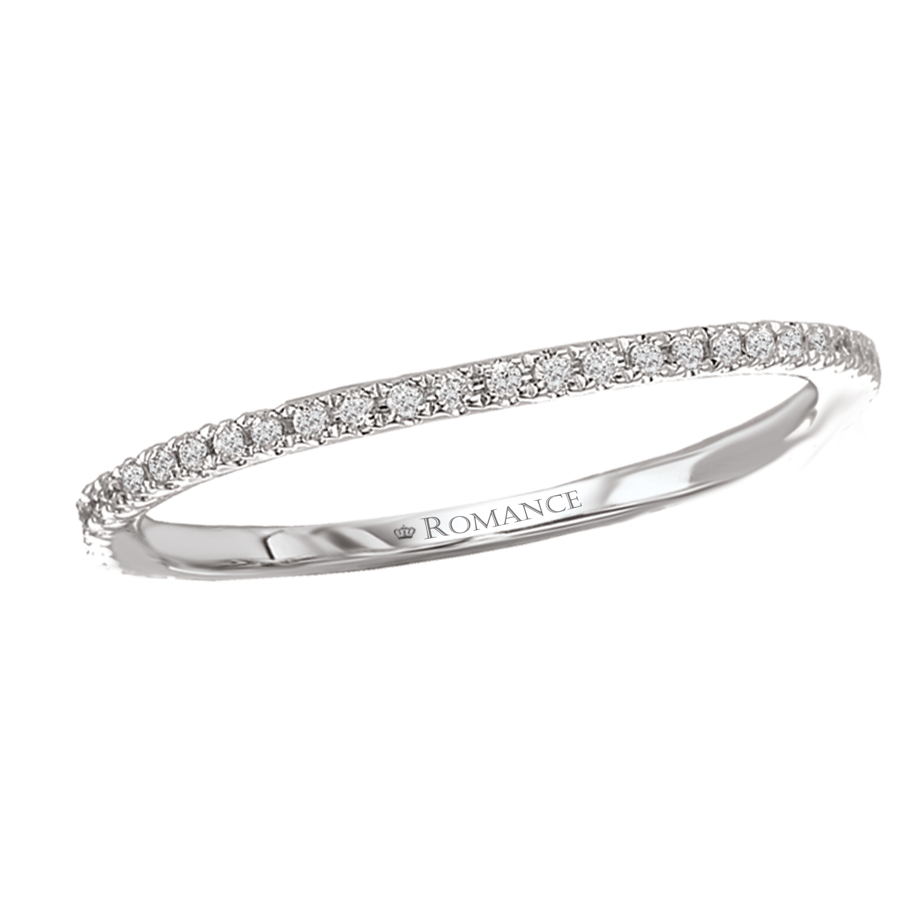 Romance Wedding Bands 117314-W product image