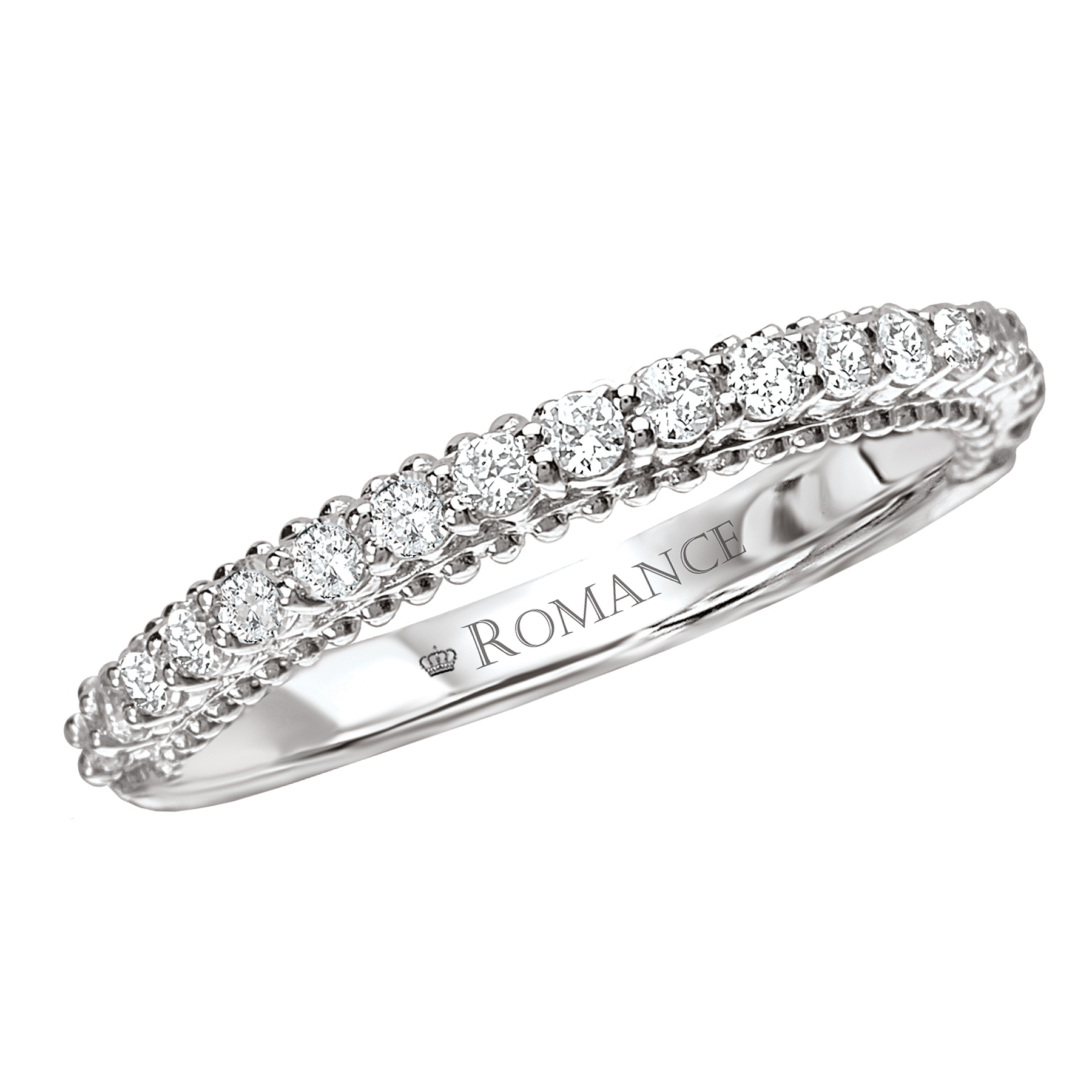 Romance Wedding Bands 117321-W product image