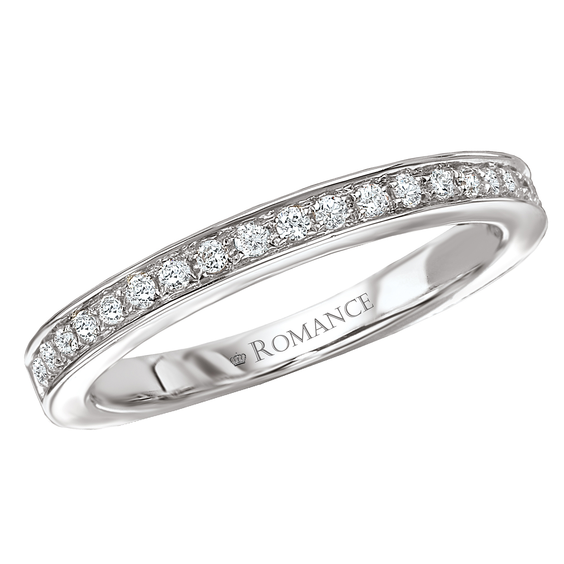 Romance Wedding Bands 117323-W product image
