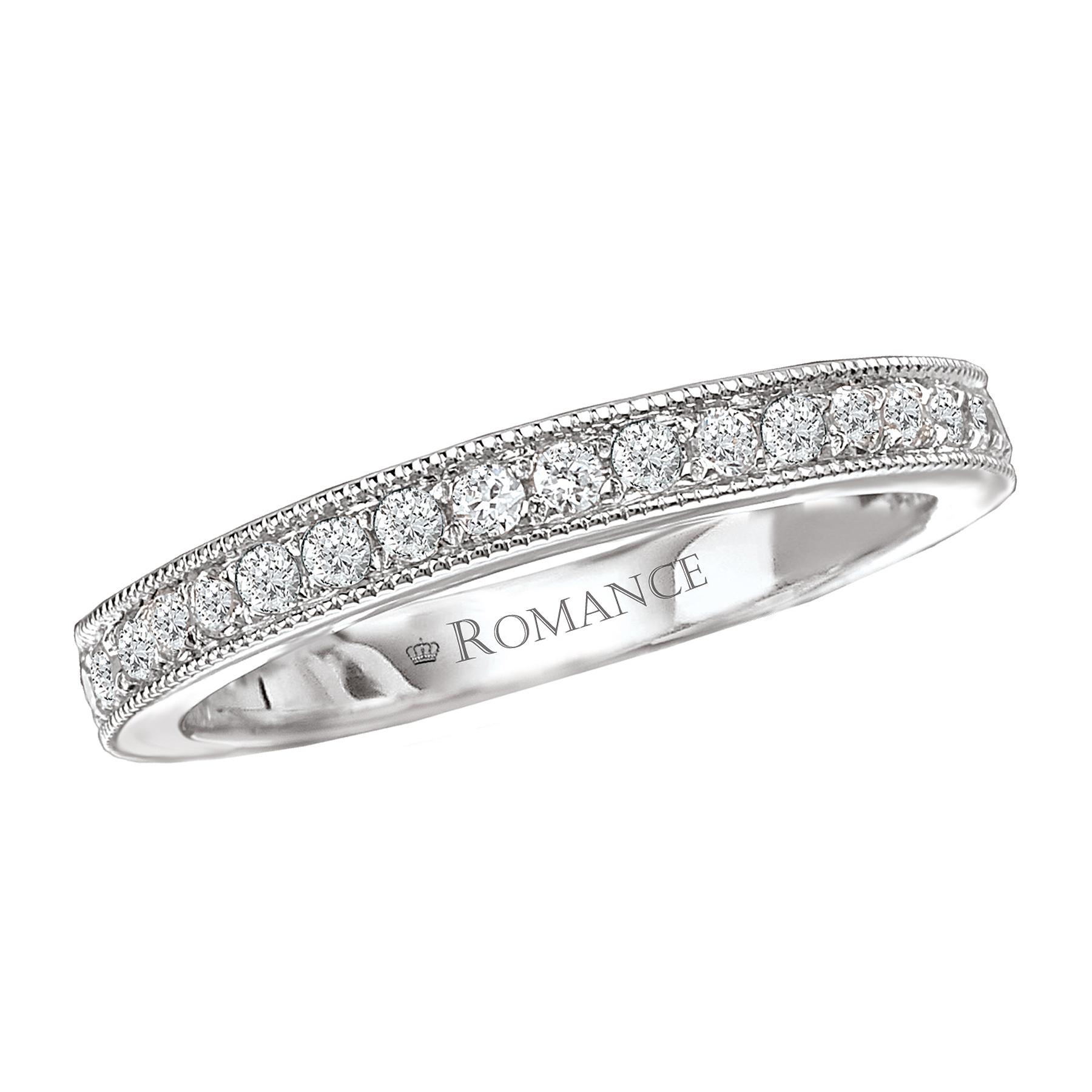 Romance Wedding Bands 117336-W product image