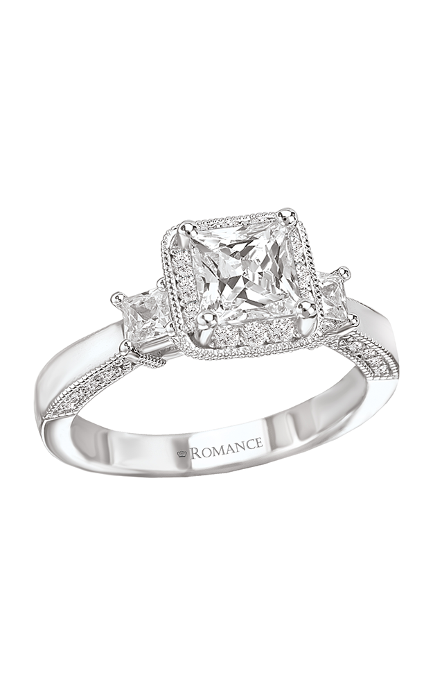 Romance Engagement Rings 117398-100 product image