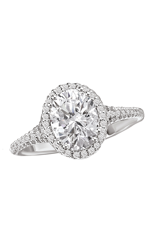 Romance Engagement Rings 117424-150 product image