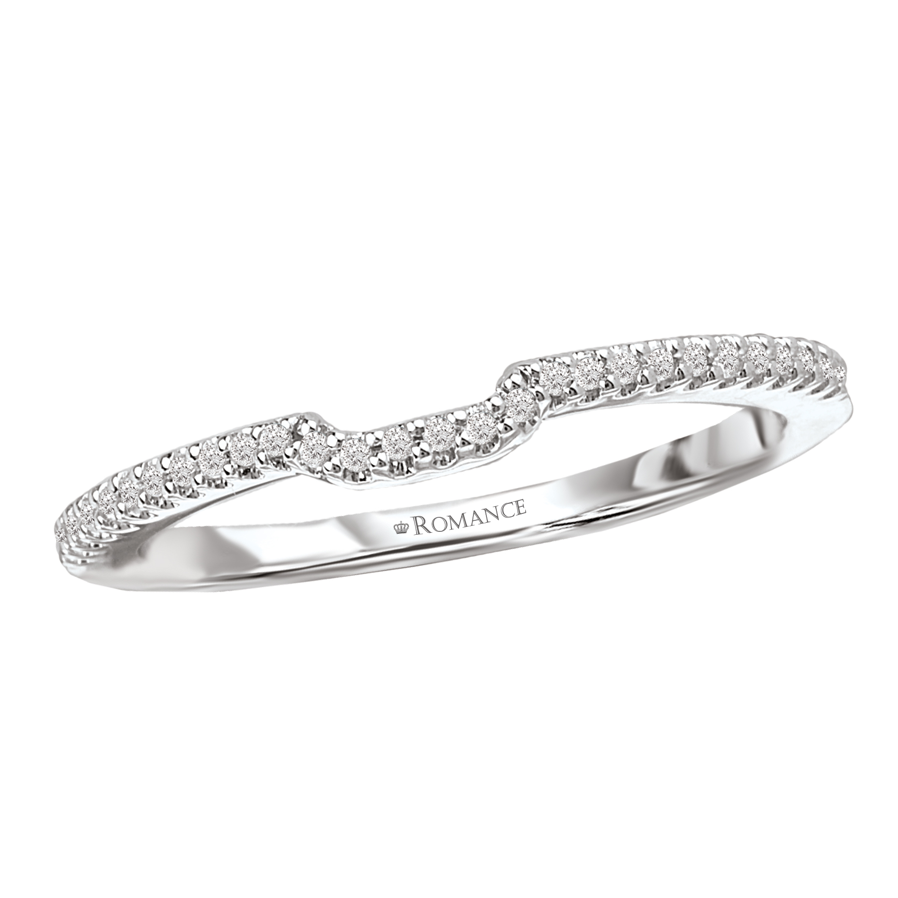Romance Wedding Bands 117426-150W product image