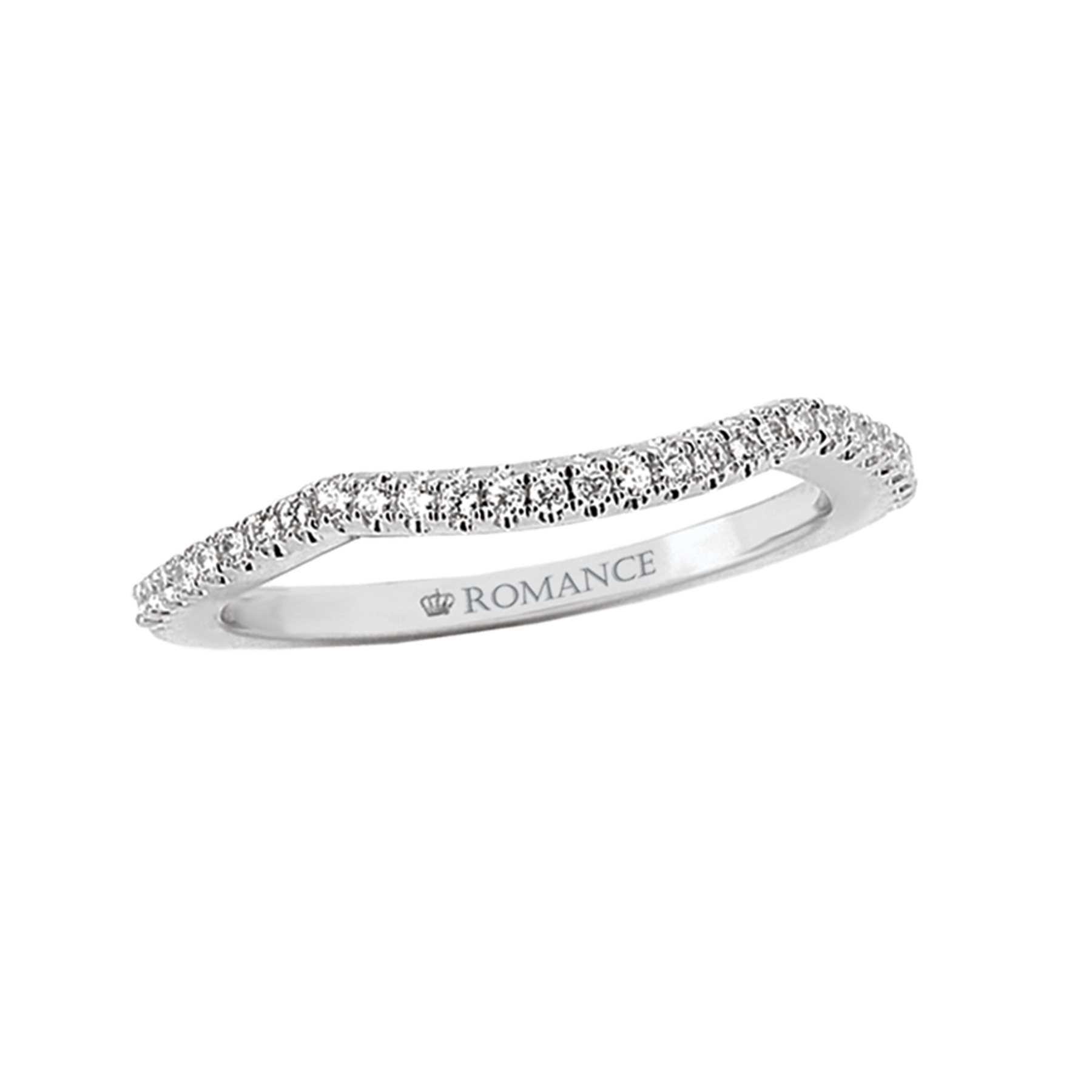 Romance Wedding Bands 117442-W product image