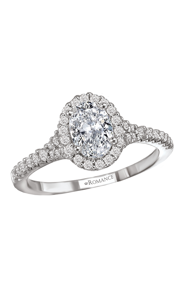 Romance Engagement Rings 117552-100TR product image