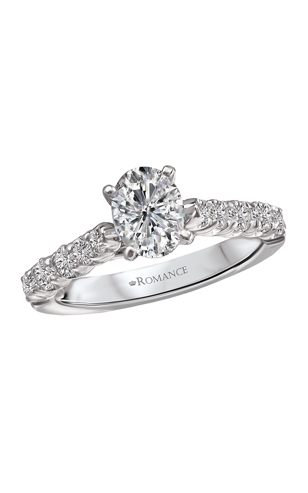 Romance Engagement Rings 117656-S product image