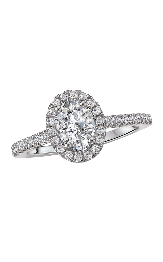 Romance Engagement Rings 117698-100 product image
