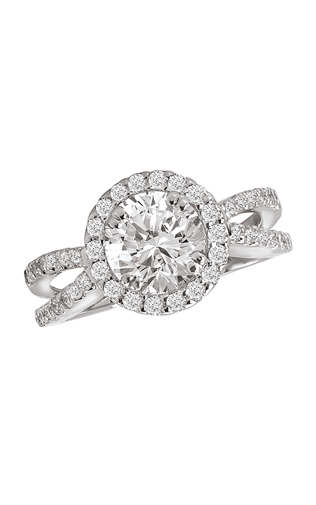 Romance Engagement Rings 117785-100 product image