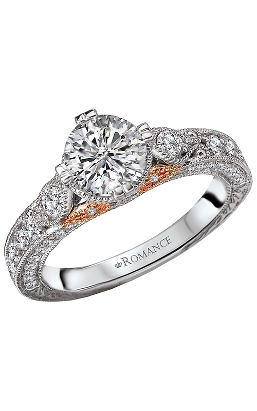 Romance Engagement Rings 117611-100TR product image
