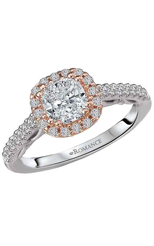 Romance Engagement Rings 117883-100TR product image