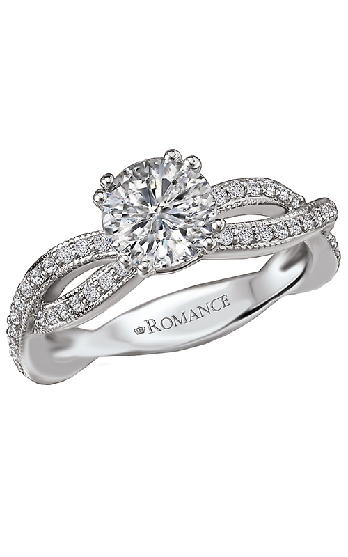Romance Engagement Rings 117912-S product image